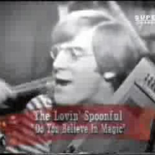Lovin Spoonful  Do You Believe In Magic