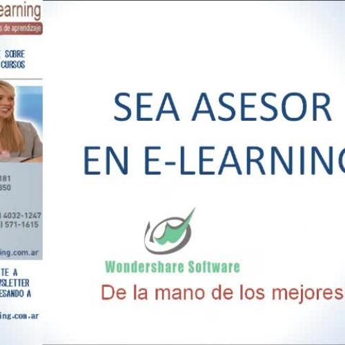 Sea asesor en e-learning
