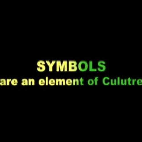 Cultural Symbols CSchaefer