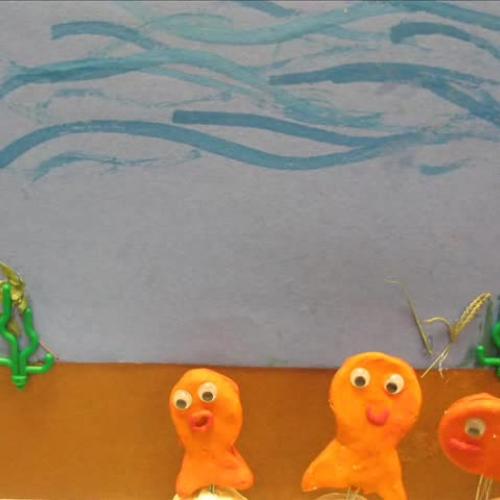 The Wrath of the Goldfish Cracker