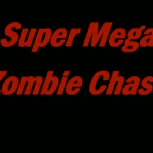 Super Mega Zombie Chase