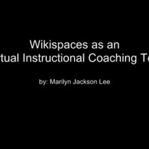Content Enhancement on Wikispaces
