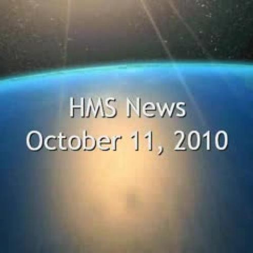 HMS News 10-11-10