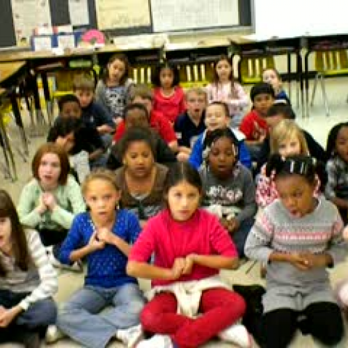 Double O Singing Vowels with the Room 5 Cheet