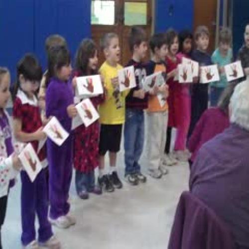 Naccarato Kindergarten Senior Luncheon2