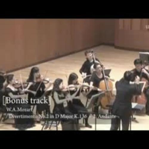 Mozart divertimento K136