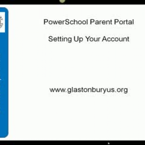 PowerSchool Parent Portal - Create Account