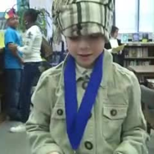 4th Grade Colonial Wax Museum