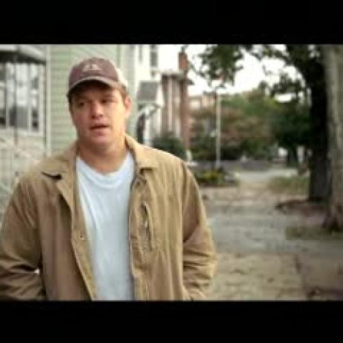 Hunger Prevention - Matt Damon