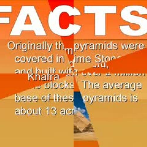 Christina's Pyramids