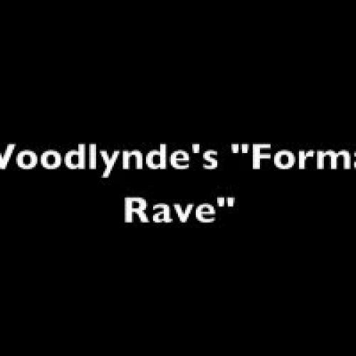Formal Rave