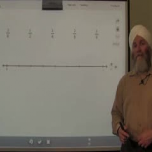 Teach Fractions and Decimals on a Number Line