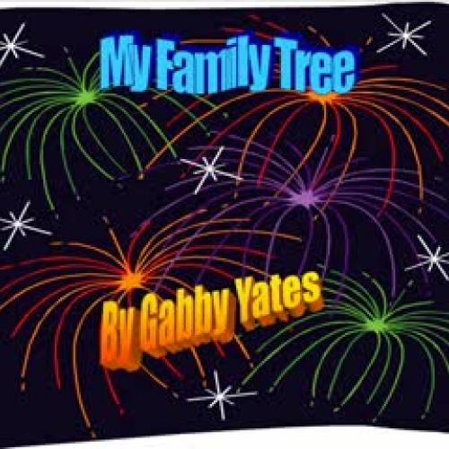 Gabby's Family Tree