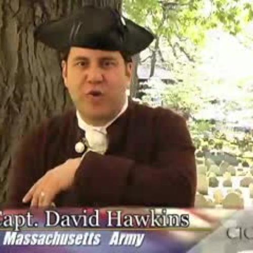 Historical Boston - James Otis
