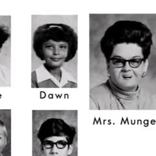 Mrs. Munger - The Pits