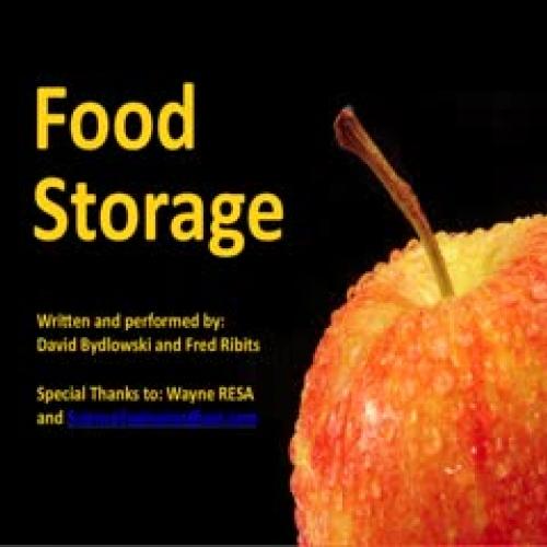 Food Storage Song