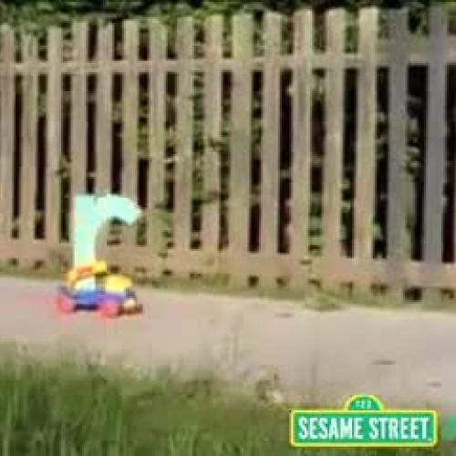 Sesame Street Letter R Song