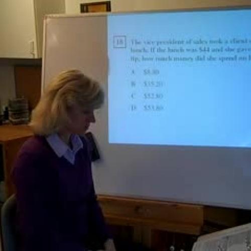 6th Grade Math NS1.4 RTQ18
