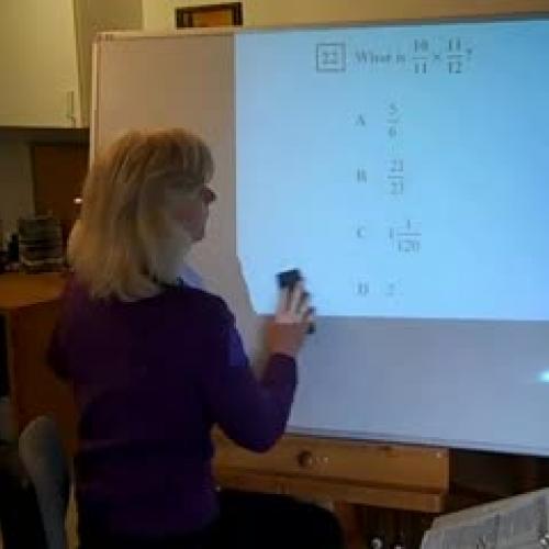 6th Grade Math NS2.1 RTQ22
