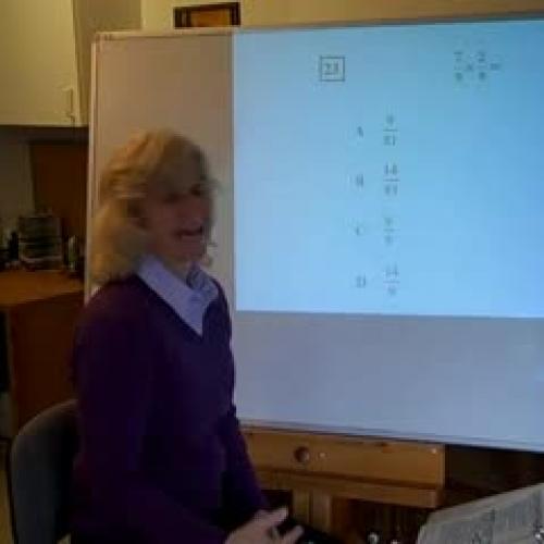 6th Grade Math NS2.1 RTQ23