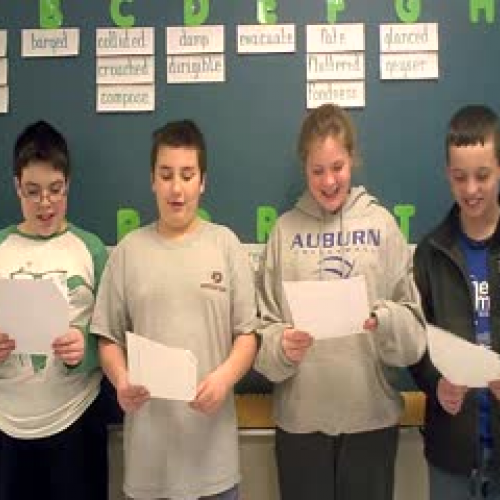 Demonstrative Adjective Song 6D