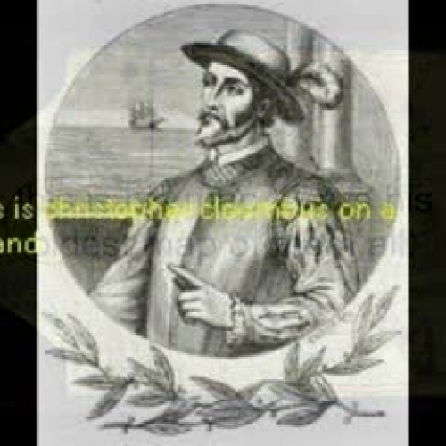 Christopher Columbus CM