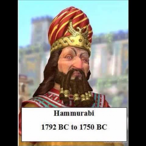 Ancient BLABBERIZE!