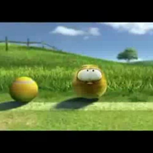 Tennis animation