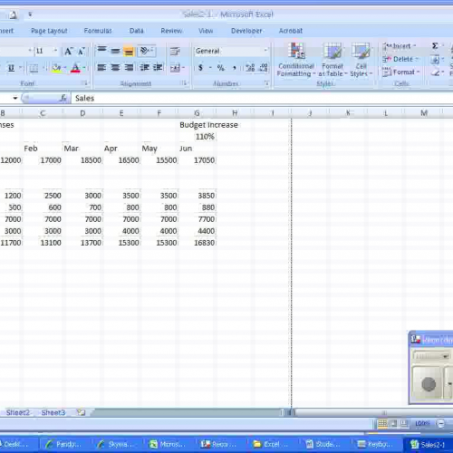 Excel Ch 3