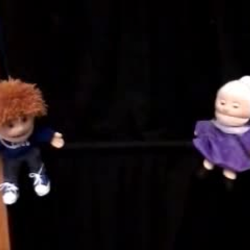 Beethoven Lives Upstairs - The Puppet Show