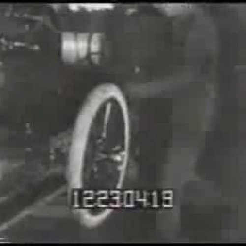 Ford Model T Production Line (1919)