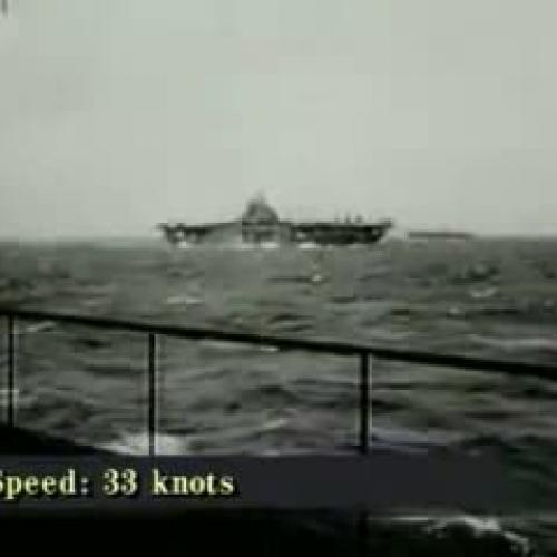 Essex Aircraft Carrier