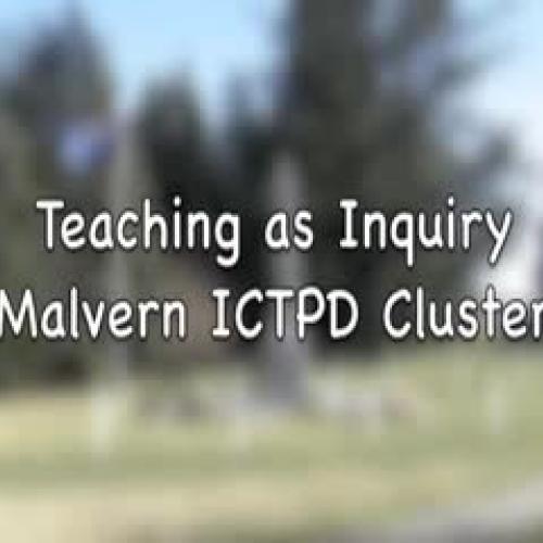 Teacher as Inquiry Planning