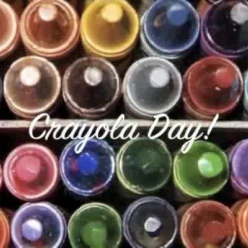 Crayola Commercial