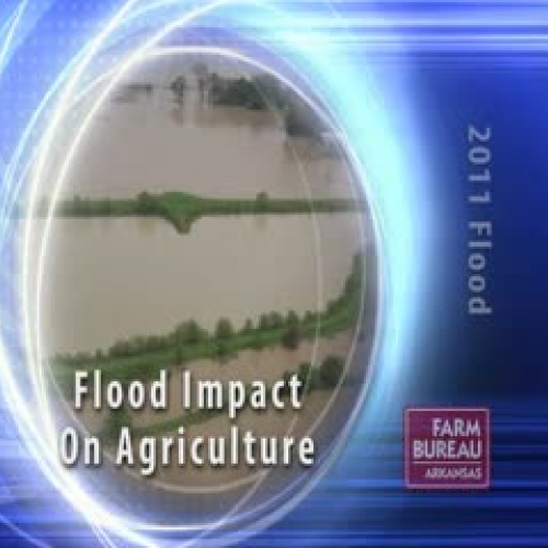 Arkansas Farm Bureau - Flood Impact On Agricu