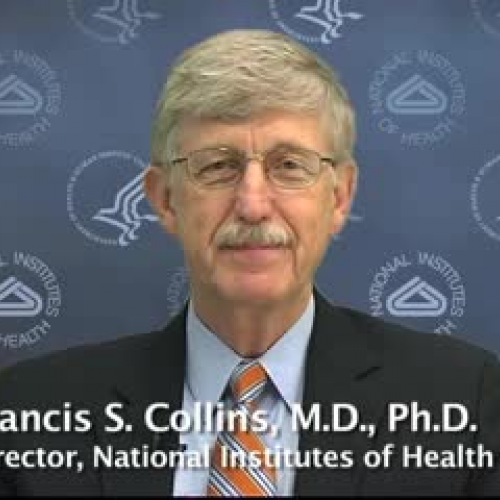 Graduation Message from NIH Director Dr. Fran