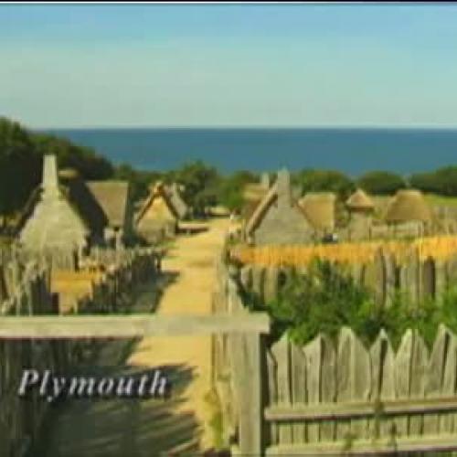 Mayflower Compact William Bradford 1620