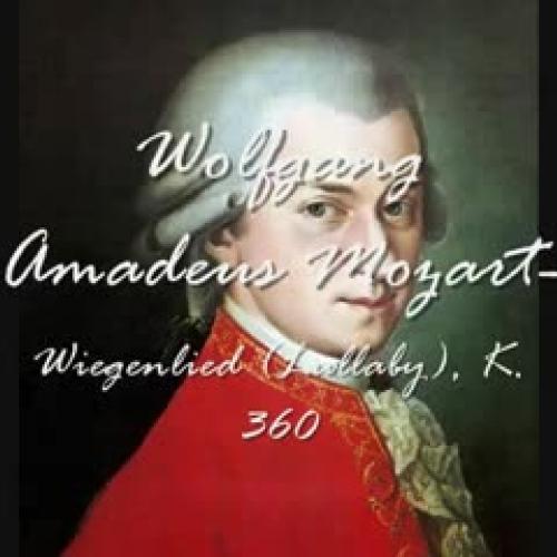 Mozart Wiegenlied