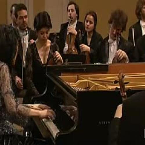Piano concerto No 20 Romanze