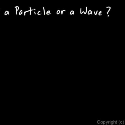 Is light a particle