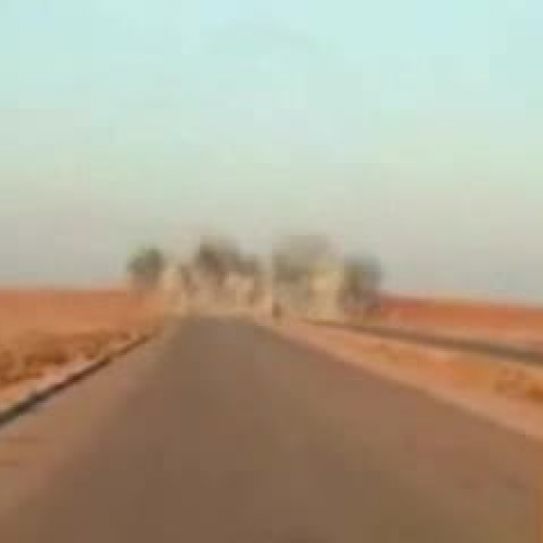 Iraq bridge bomb
