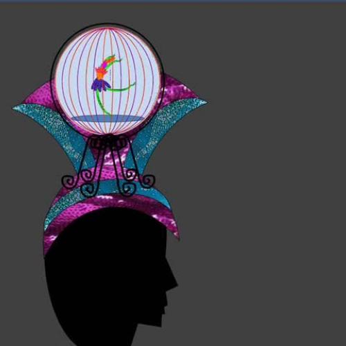 Acrobat in Sphere Hat
