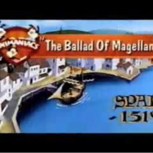 Animaniacs Magellan