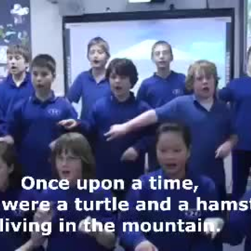 The Magic Peach_Sydenham-Hillside P.S_Primary