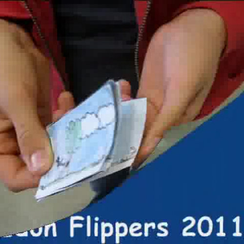 Fifth Grade Flip Book Examples