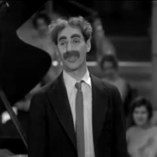Groucho's elephant