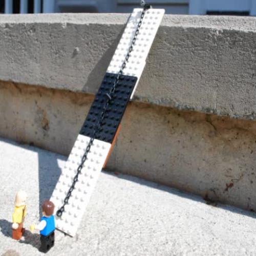 Student Innovation with LEGO Bricks