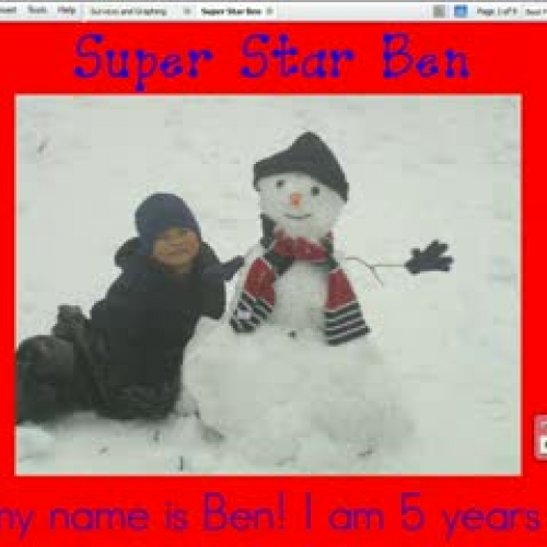 Super Star Ben