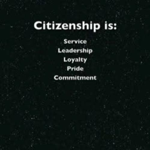 November Citizenship