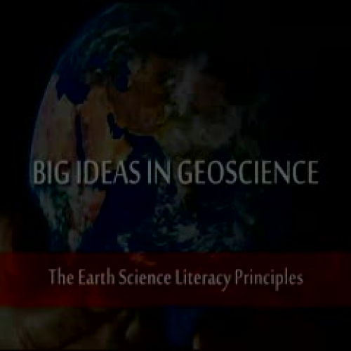 Big Idea 3: Earth's Systems Interact
